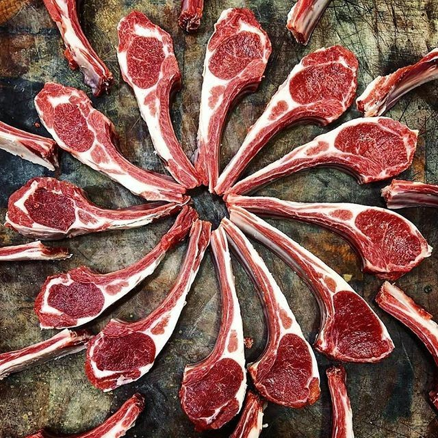 Lamb/Mutton/Goat Chops