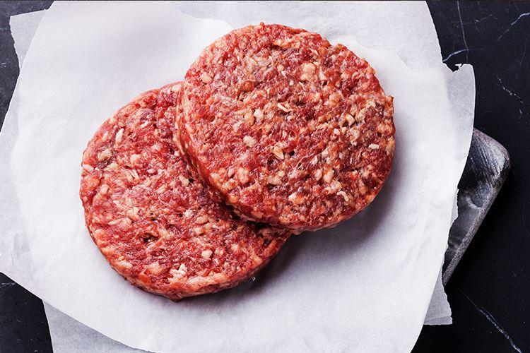 Beef burger parties